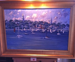 PAINTING NANTUCKET 1