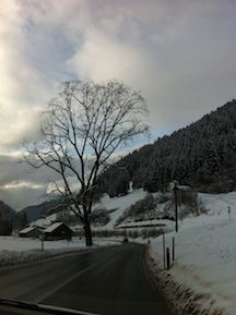 GSTAAD ROAD 1