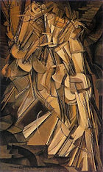 140px-Duchamp_-_Nude_Descending_a_Staircase