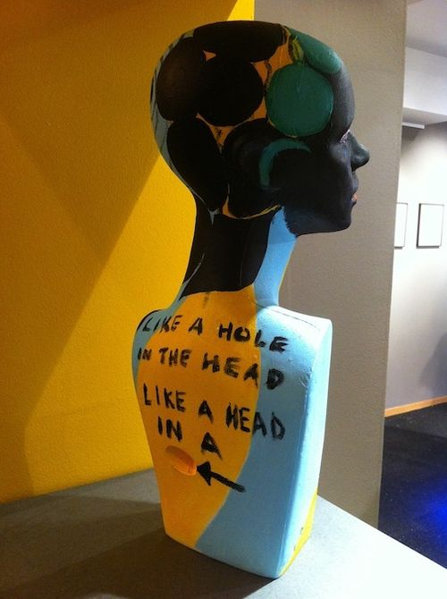 HEAD HOLE