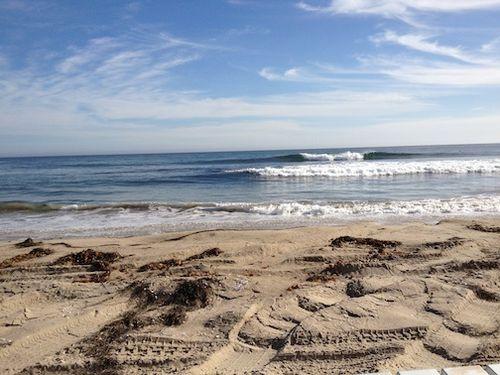The Beach hollister