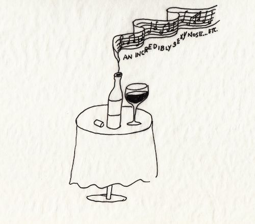 WINE CARTOOM