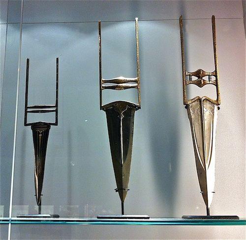 Spear heads