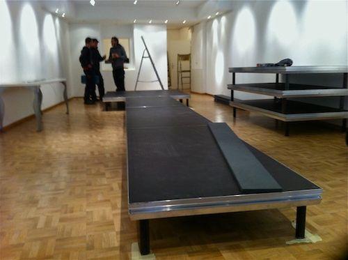 White gallery horizontal