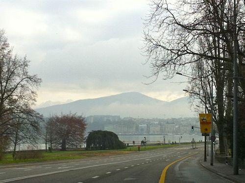 Lake road 1