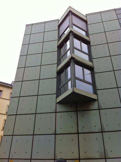 Bay window modern 3