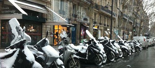 PARIS MOTORCYCLES