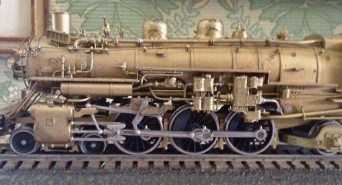 Train horizontal