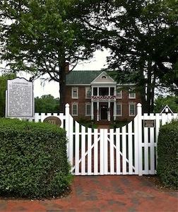 WEST PORT MANSION W:GATE