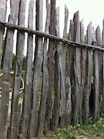 JAMESTOWN PICKET FENCE 3.5