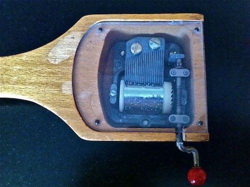 Music Box hand held