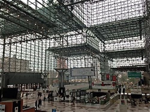Javits ctr glass entrance  3