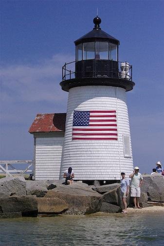 Brant Point light house