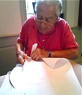 Me cutting paper 3.5