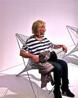 Wire Chair Elin