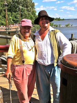 JAMESTOWN SAILOR & ME 3.5