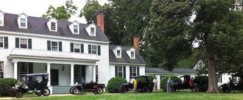 Tyler plantation