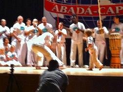 Capoeira child dancing 3.5