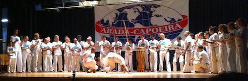 Capoeira dancing 7