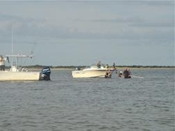 Scalloping boats 3.5