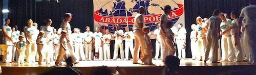Capoeira children 7