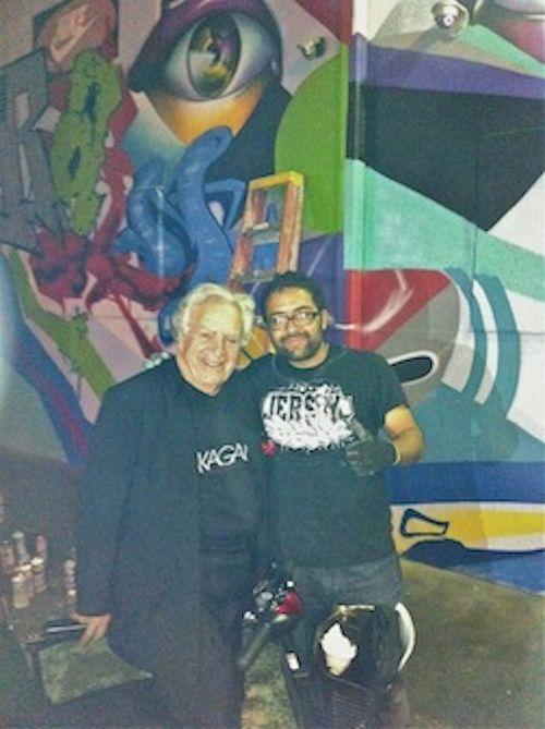 GRAFITTI ARTIST & ME 7