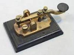 Morse code key 3.5