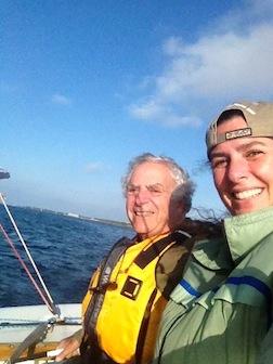 Sailing vanessa & me 3.5