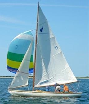 Sailing spinnaker 3.5