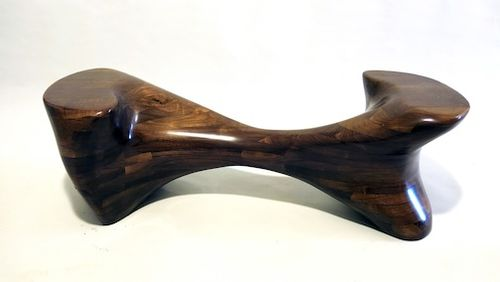 Carved bench 7