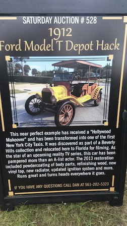 Model T sign 3.5