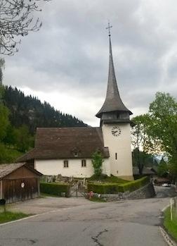 Gsteig church