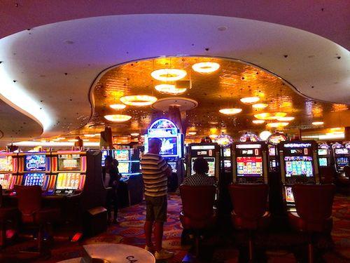 Gambling area 7