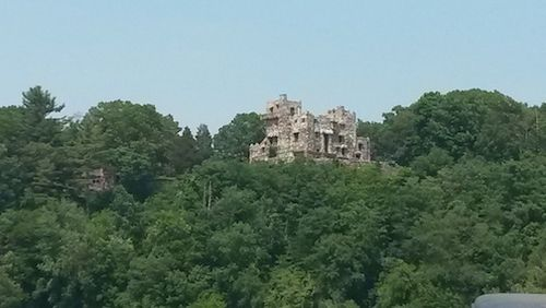 CASTLE FROM BOAT 7