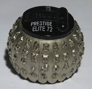 SELECTRIC GOLF BALL