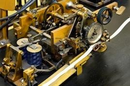 Teletype printer 3.5