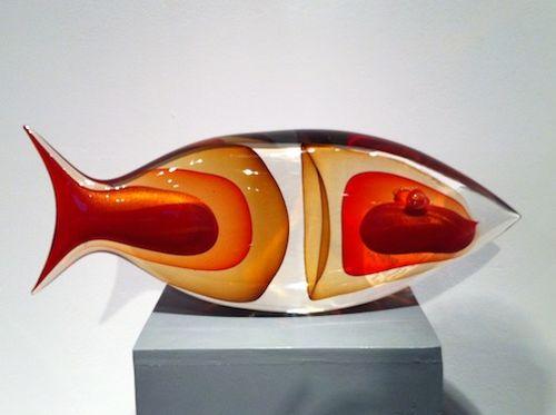MURANO FISH 7