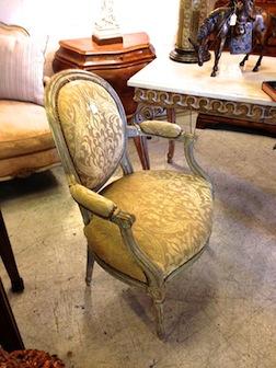 Bergere chair 3.5