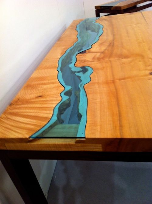 RIVER TABLE TOP 7