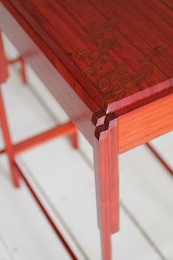 Table leg detail 3.5