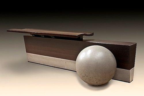 Bench w:ball 7