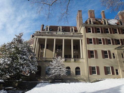 HOUSE SNOW 7