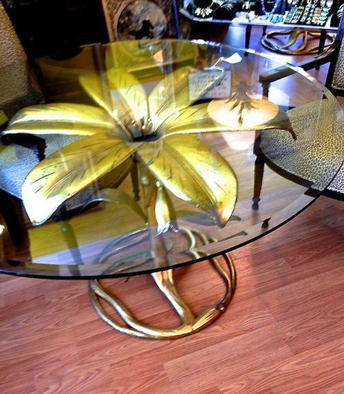 Flower table 7