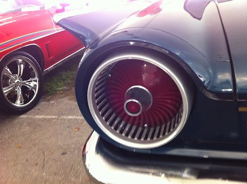 FORD TAIL 7