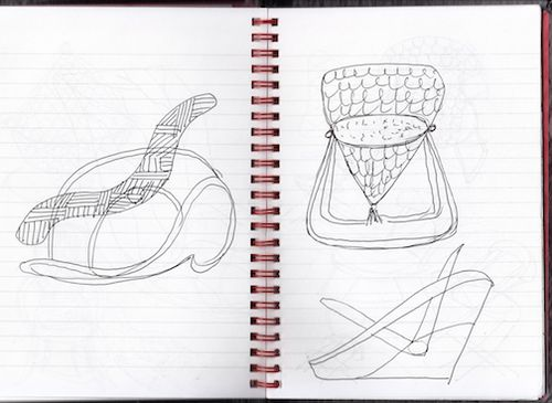 Drawing furniture 7