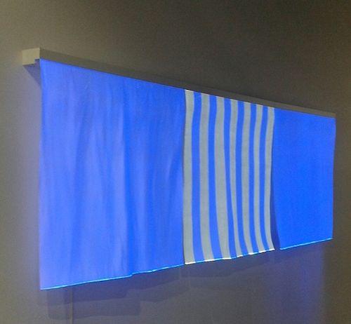 Fiber optic cloth 7