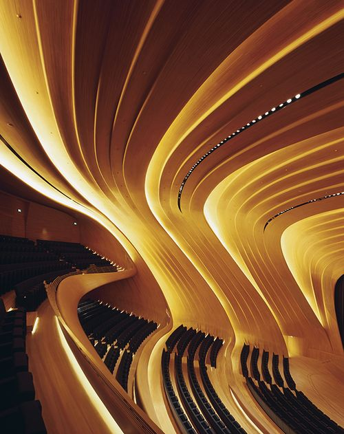2013_Heydar Aliyev Center, Baku_photo by Helene Binet