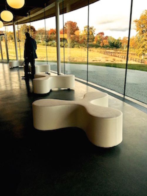 CLOVER LEAF BENCHES 3.5