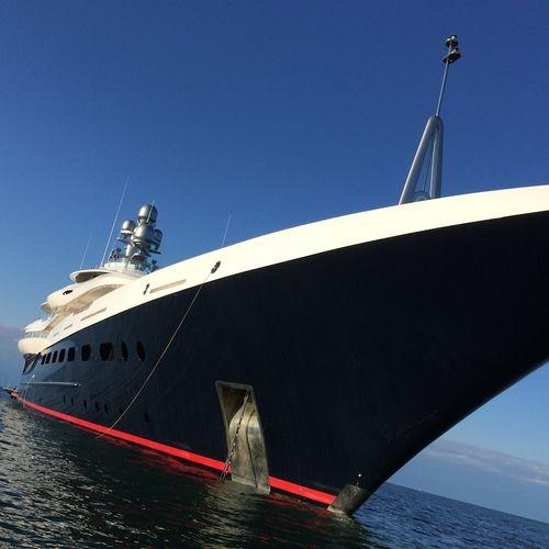 Ship bow 7