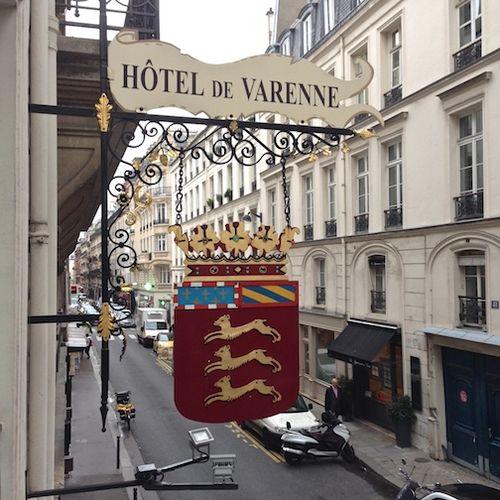 HOTEL VARENNE 7